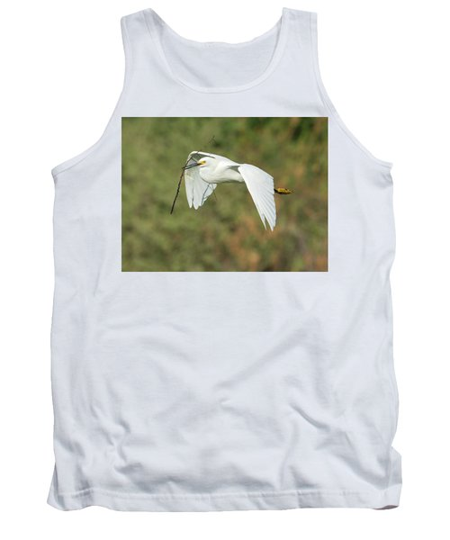 Snowy Egret 4786-091017-1cr Tank Top