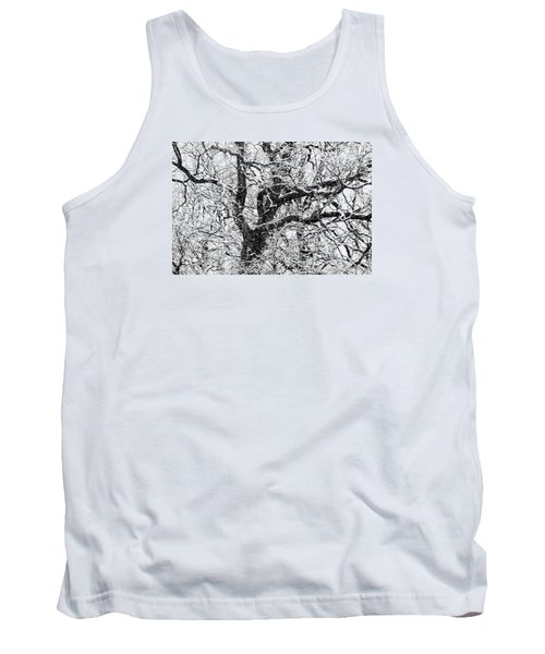 Snowy Oak Tank Top