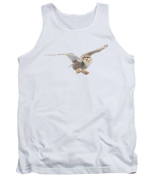Snowy Owl T-shirt Mug Graphic Tank Top