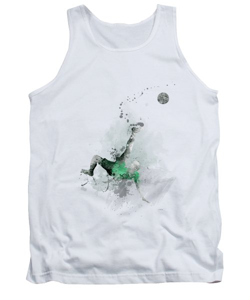Soccer Player Tank Top