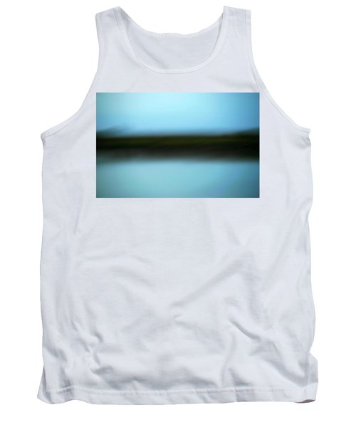 Tank Top featuring the photograph Soft Reflections by Marilyn Hunt