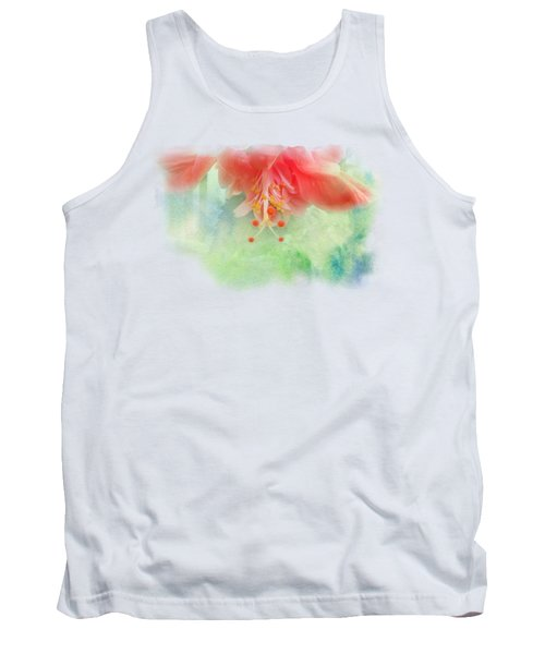 Softly Colored 1 Tank Top