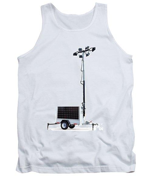 Solar Light Tower Tank Top