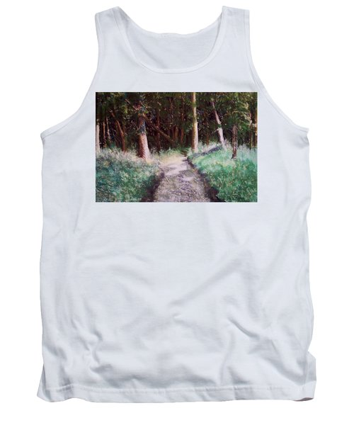 Solveigs Journey Tank Top