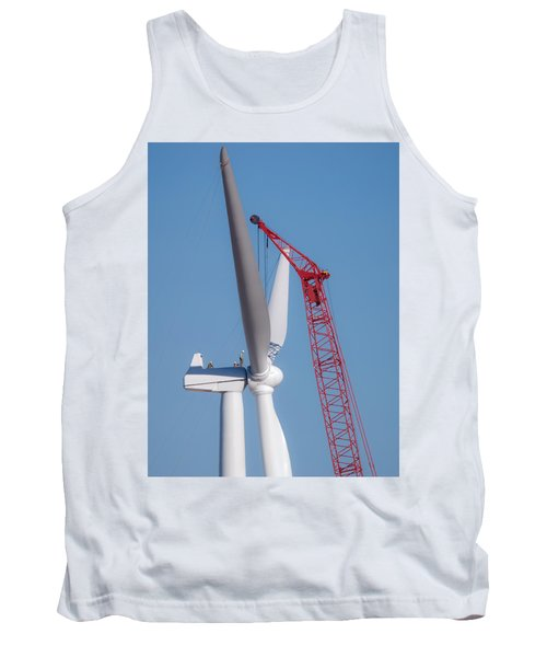 Some Assembly Required Tank Top
