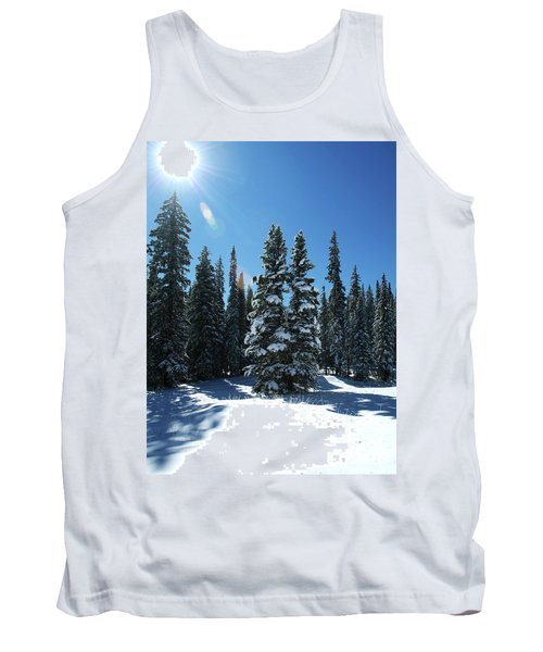 Some Where In Colorado Tank Top