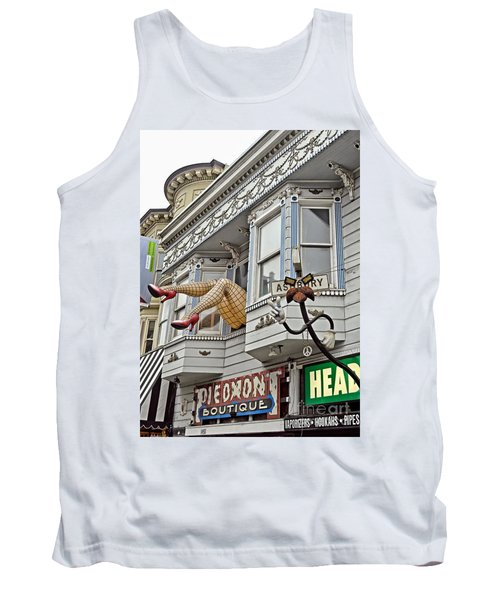Something To Find Only The In The Haight Ashbury Tank Top