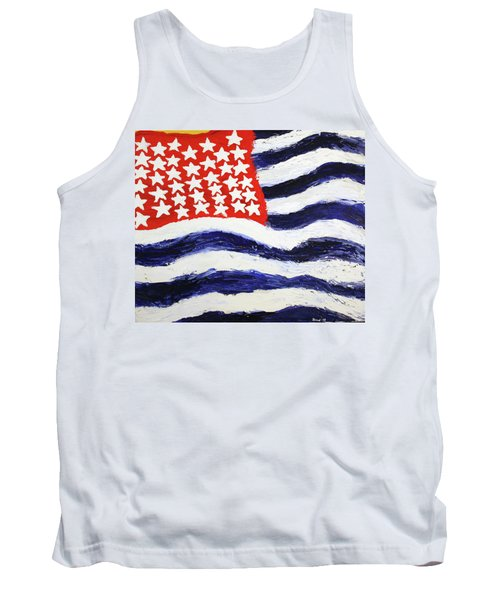 Something's Wrong With America Tank Top