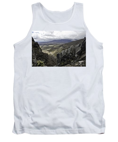Tank Top featuring the photograph Somewhere In New Zealand by Yurix Sardinelly