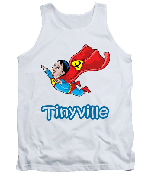 Son Of Superman Tank Top