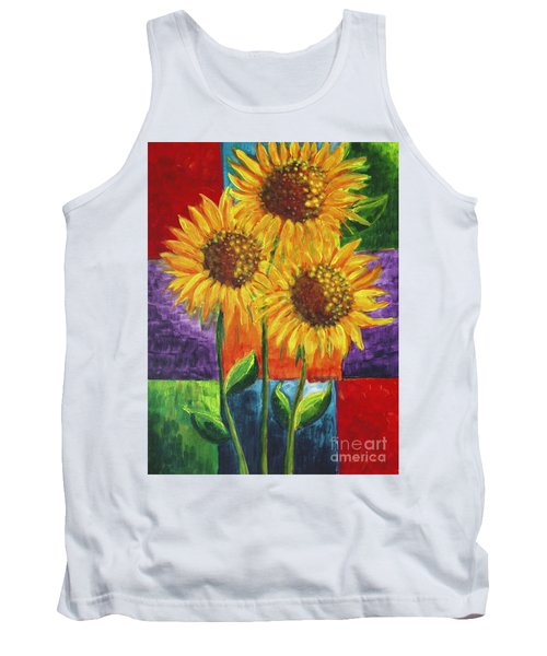 Sonflowers I Tank Top