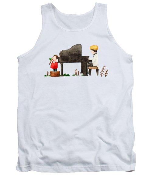 Song For You Tank Top