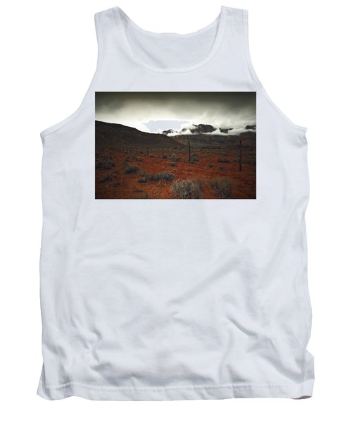 Song Tank Top by Mark Ross