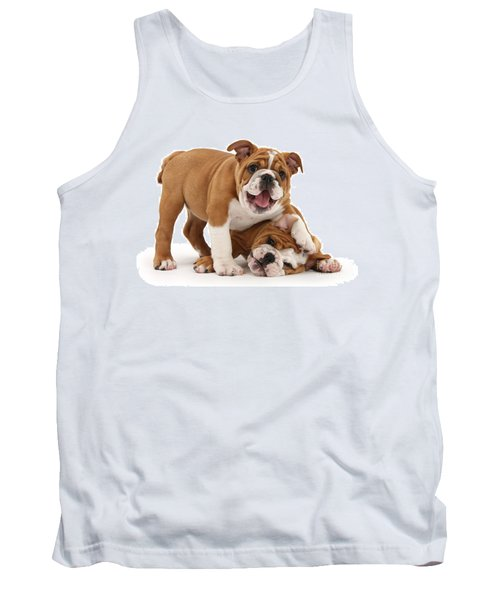 Tank Top featuring the photograph Sorry, Didn't See You There by Warren Photographic