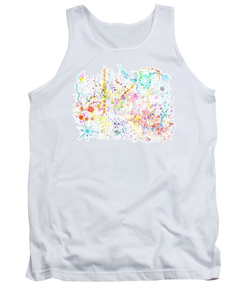Sounding The Void Tank Top