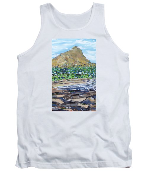South African Coastline Part Two Tank Top