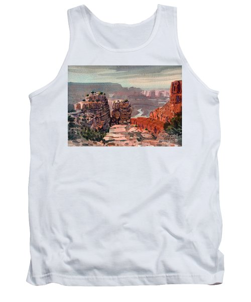 South Rim Tank Top by Donald Maier