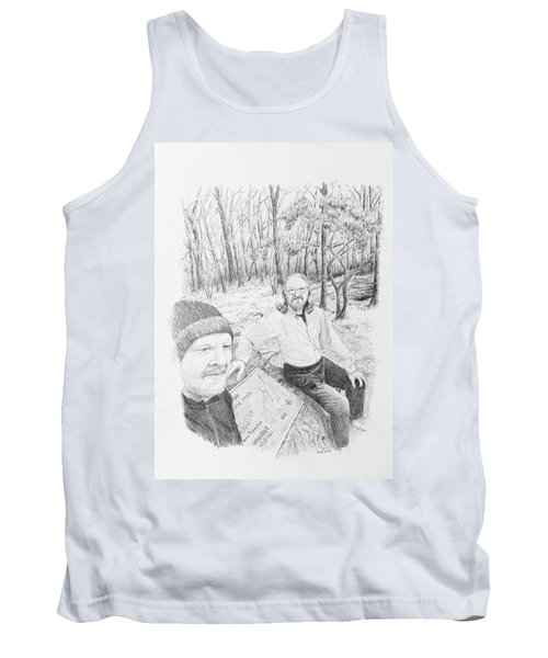 Southern Terminus  Tank Top