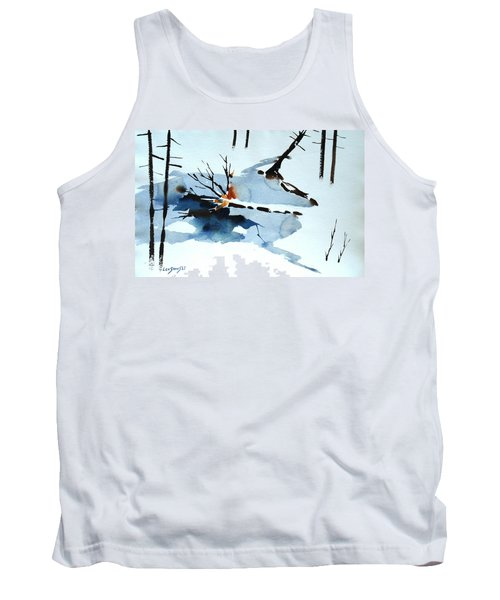 Southern Vermont Roadside Runoff Tank Top