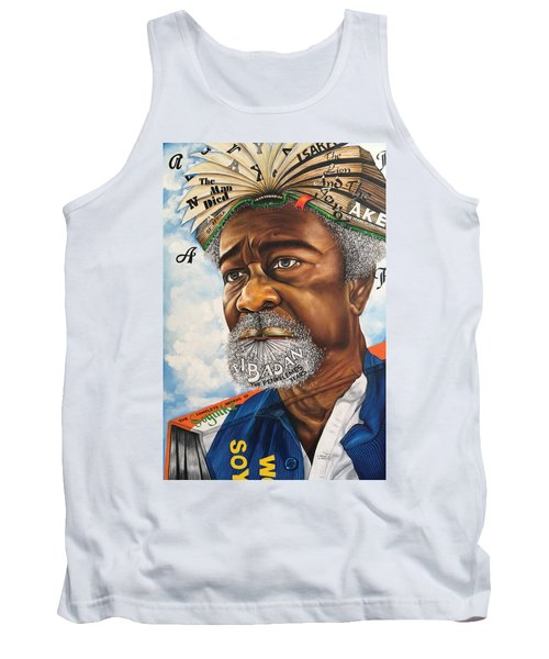Soyinka An African Literary Icon Tank Top