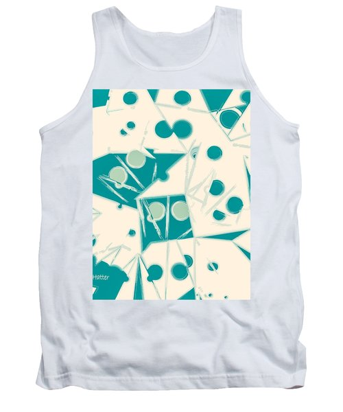 Space-time Tank Top