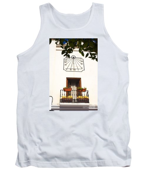 Spanish Sun Time Tank Top
