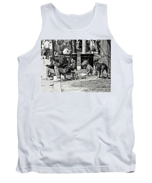 Spare Change Tank Top