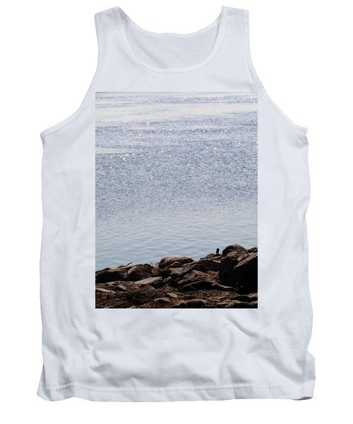Sparkling Water Tank Top