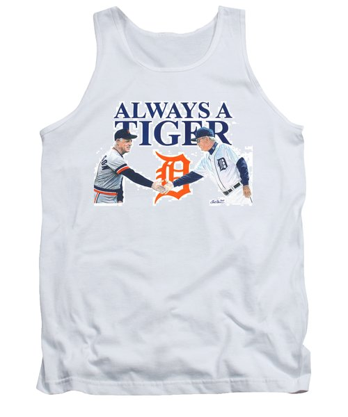 Sparky Anderson And Jim Leyland Tank Top
