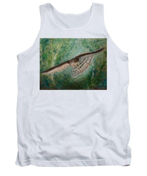 Sparrowhawk Hunting Tank Top