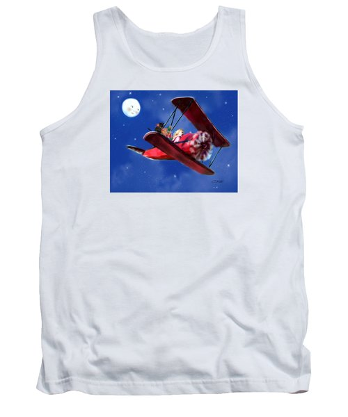 Special Delivery For Grandma Tank Top by Colleen Taylor
