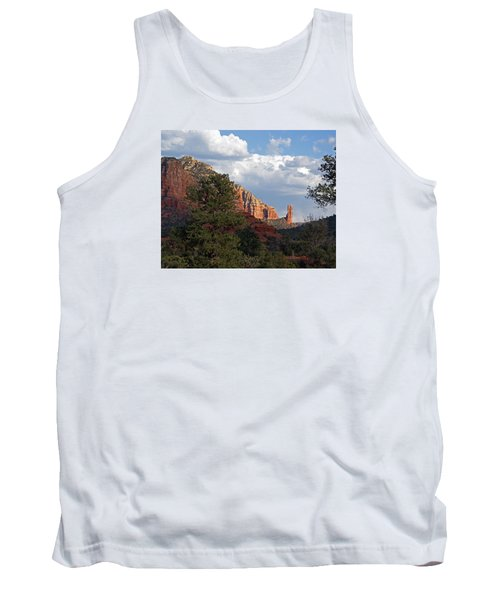 Tank Top featuring the photograph Spectacle by Lynda Lehmann