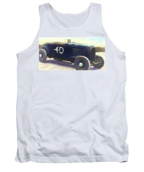Speed Run Tank Top