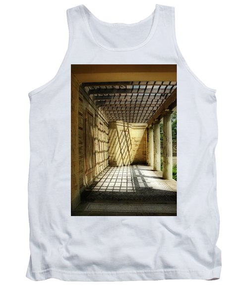 Spider's Den Tank Top