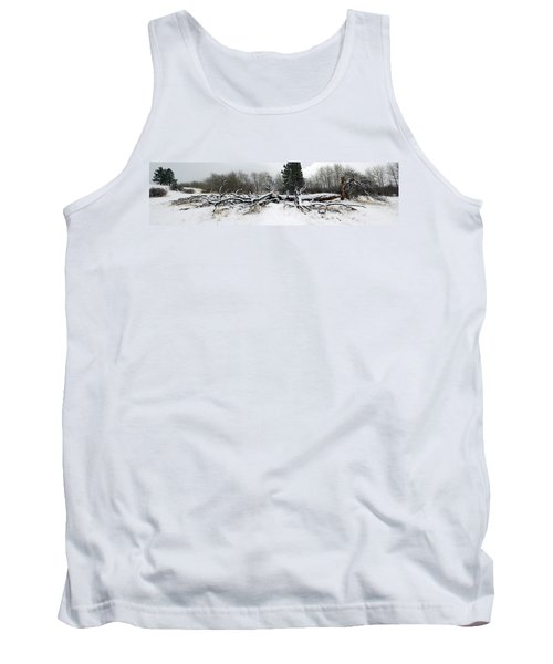 Split Personality - Panorama Tank Top