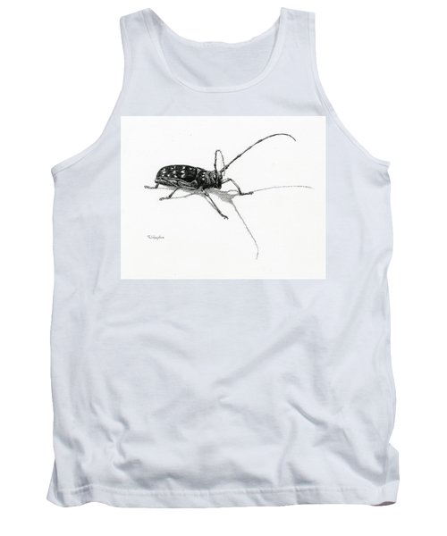 Spotted Pine Sawyer Tank Top