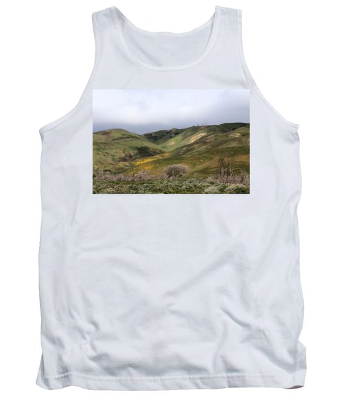 Spring At Door Tank Top