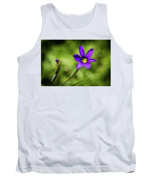 Spring Blooms Tank Top