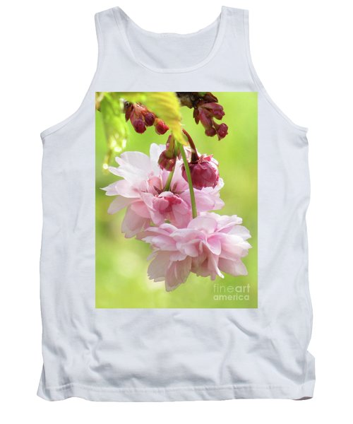 Spring Blossoms #8 Tank Top by Kim Tran