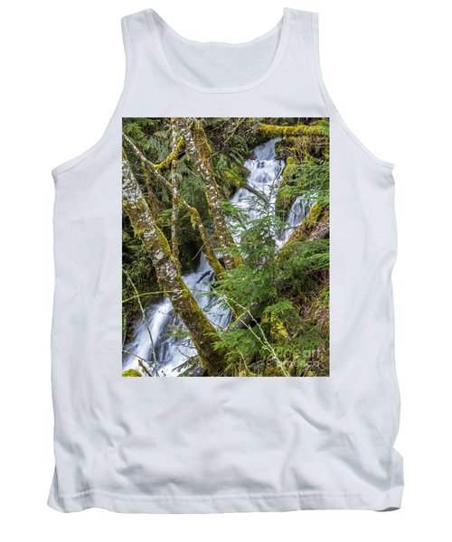 Spring Cascade Tank Top by Chuck Flewelling