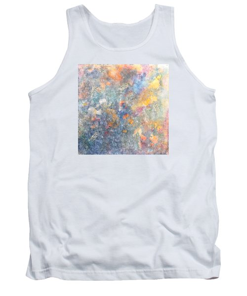 Spring Creation Tank Top by Theresa Marie Johnson