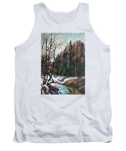 Spring Creek Tank Top