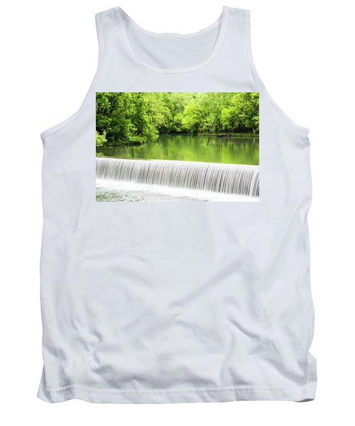 Tank Top featuring the photograph Spring Days In Helena by Parker Cunningham