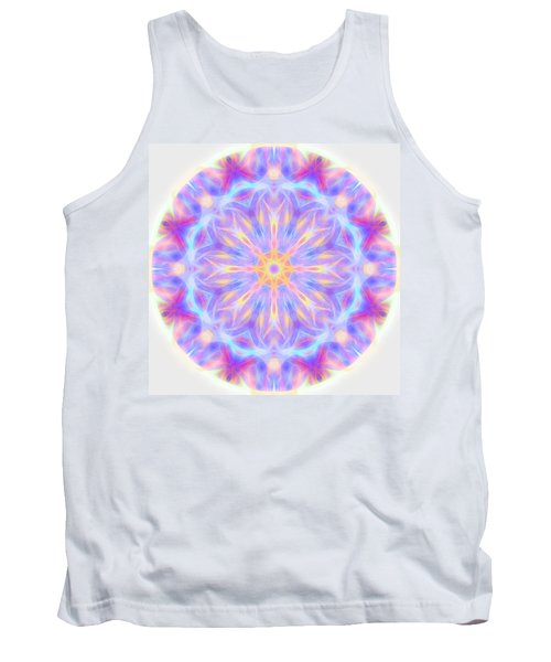 Spring Energy Mandala 3 Tank Top