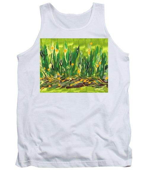 Spring Garden Tank Top