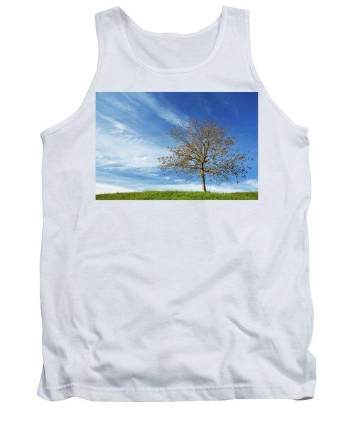 Spring Landscapes Tank Top