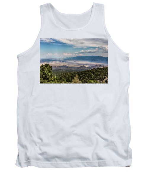 Spring Mountains Desert View Tank Top