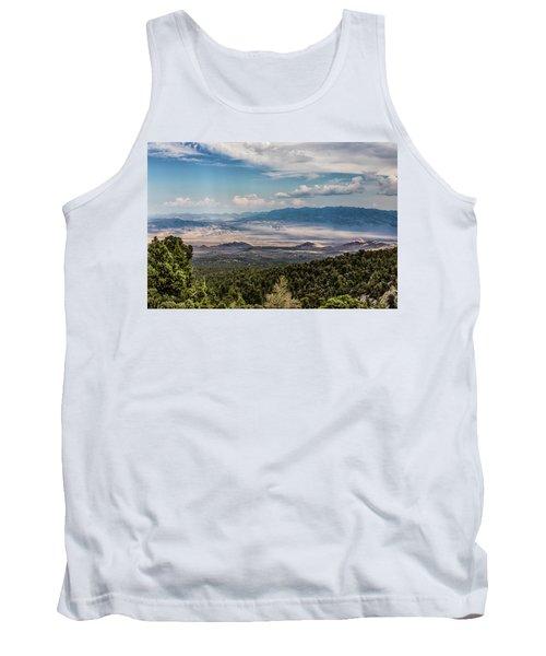 Spring Mountains Desert View Tank Top