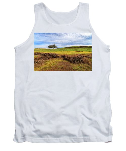 Tank Top featuring the photograph Spring On North Table Mountain by James Eddy