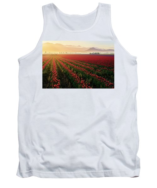 Spring Palette Tank Top